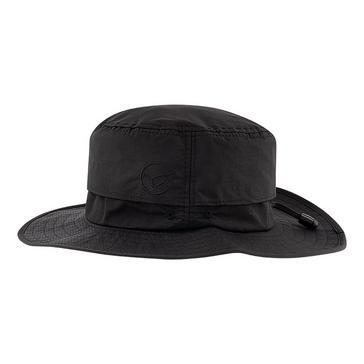 Black Korda LE Wide Brimmed Waterproof Boonie Hat