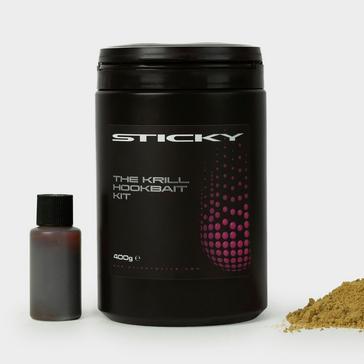 Brown Sticky Baits Krill Hookbait Kit