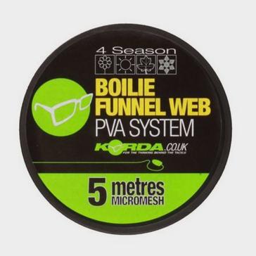 Brown Korda Boilie Funnel Micromesh Web (5m)