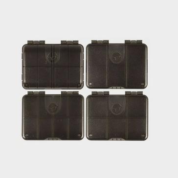 Brown Korda Mini Box 16 Compartment