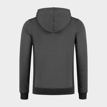 Grey Korda Men's Zipped Hoodie