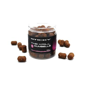 Brown Sticky Baits Krill 12Mm Dumbells
