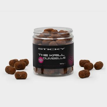 Brown Sticky Baits Krill Dumbell 16Mm