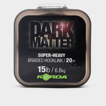 Black Korda Dark Matter Braid 15lb