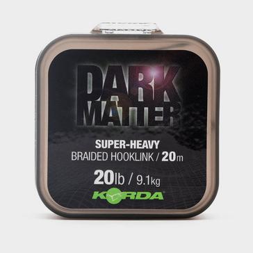 Brown Korda Dark Matter Braid 20Lb