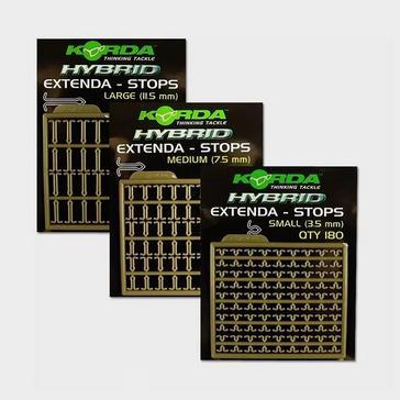 BLACK Korda Extenda Stops Hybrid Medium