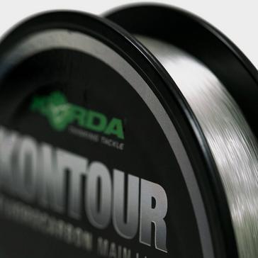 Silver Korda Kontour Fluoro Carbon 12Lb