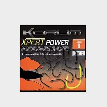 BLACK KORUM Xpert Power Hks Brbd Sz 8