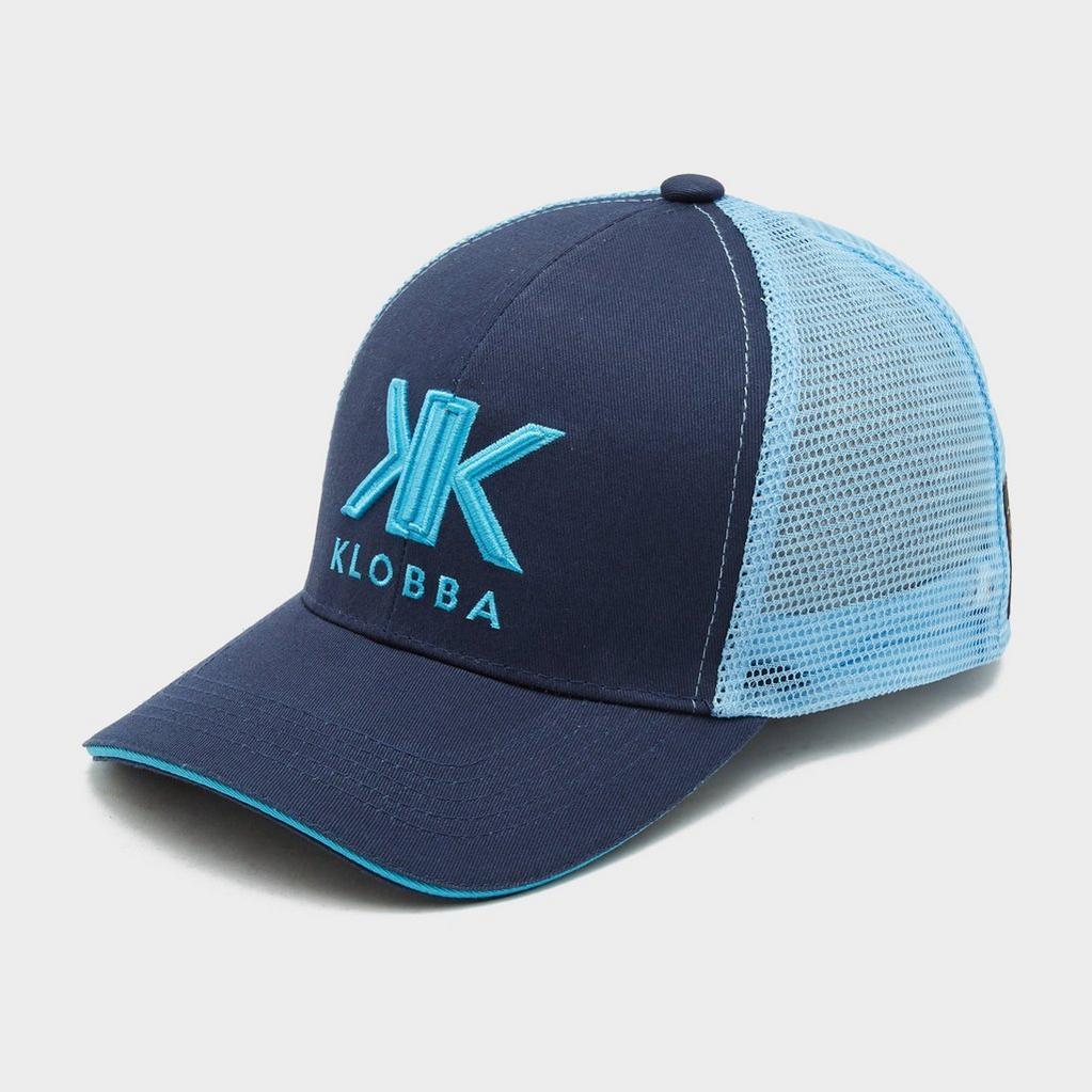 NAVY KLOBBA Cap Match Blue image 1