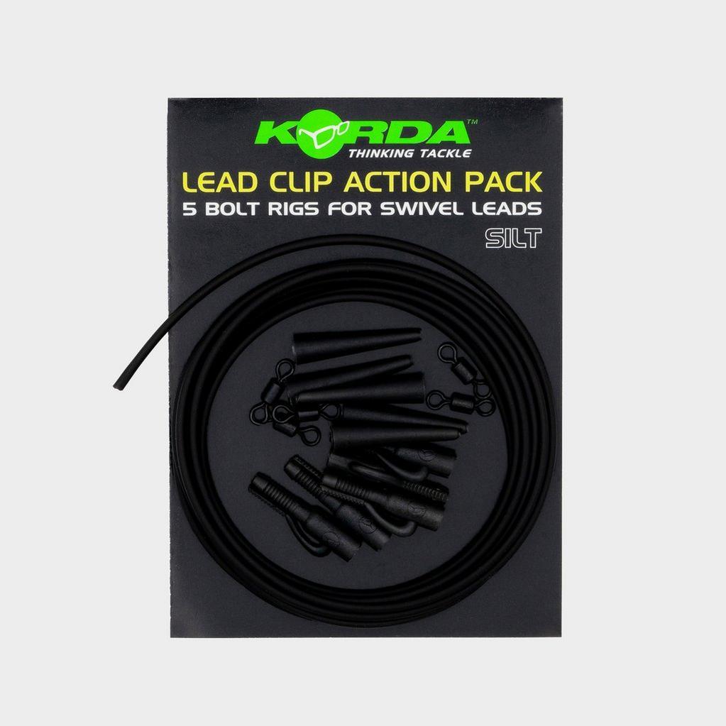 Multi Korda Lead Clip Action Pack Silt image 1
