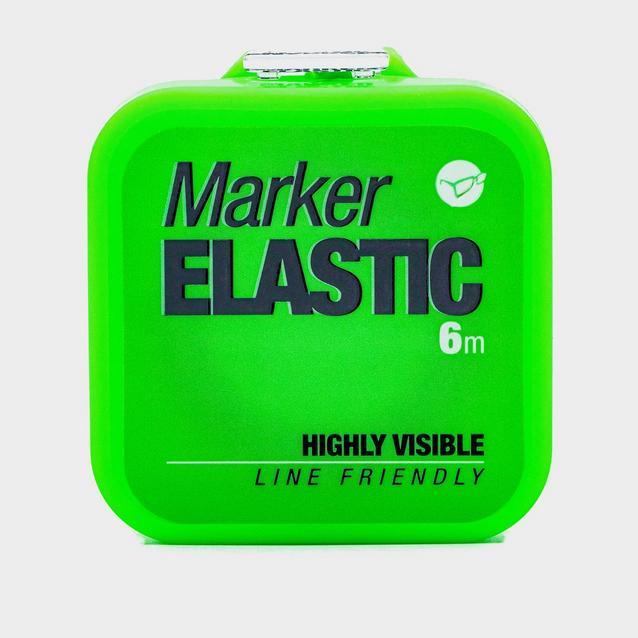 Green Korda Marker Elastic image 1