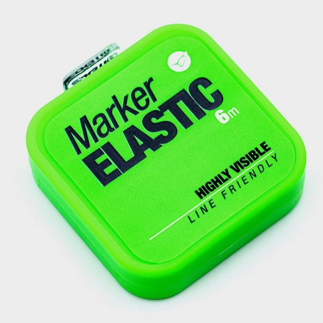 Green Korda Marker Elastic image 2