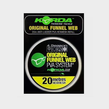 Multi Korda Hexmesh Funnel Web System (20m)