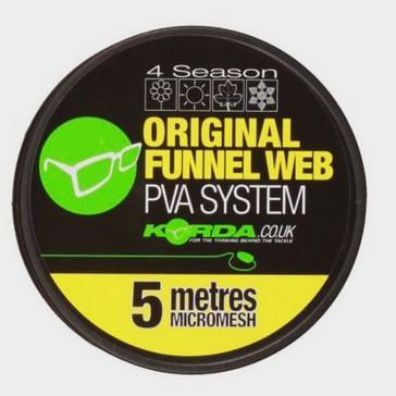 Brown Korda Micromesh Funnel Web PVA System (5m)