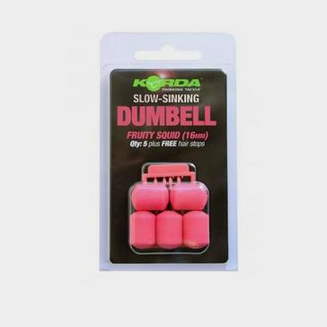 Korda 16mm Slow Sink Dumbell Squid