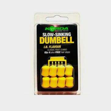 Korda Slow Sink Dumbell Ib 16Mm