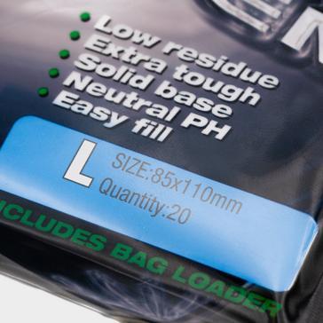 Korda Large Solidz Pva Bags