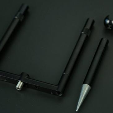 Black Korda Blk Singlez 3 Rod Buzzbar 8.5In