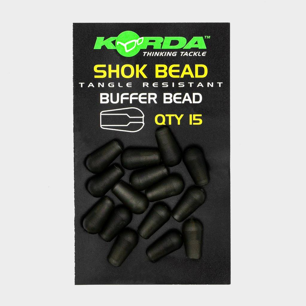 BLACK Korda Shok Bead image 1