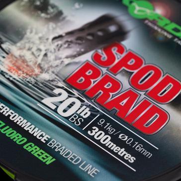 Green Korda Spod Braid