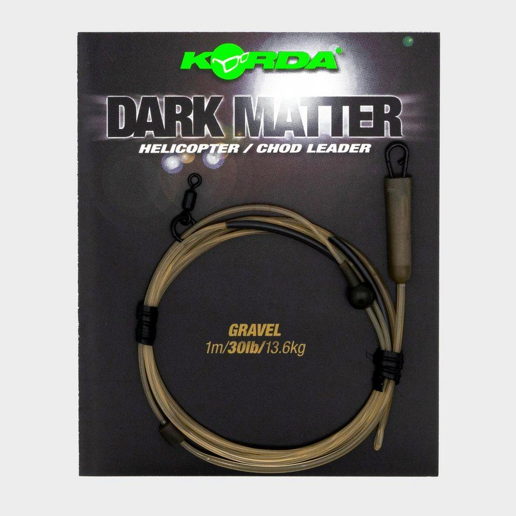 Korda Dark Matter Ldr Heli Gravel 30Lb image 1