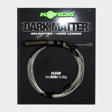 Korda Dark Matter Ldr Heli Clear 30Lb