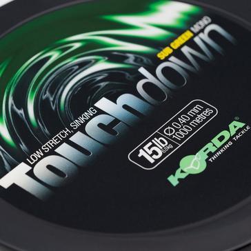 Green Korda Touchdown Green 0.4Mm 15Lb