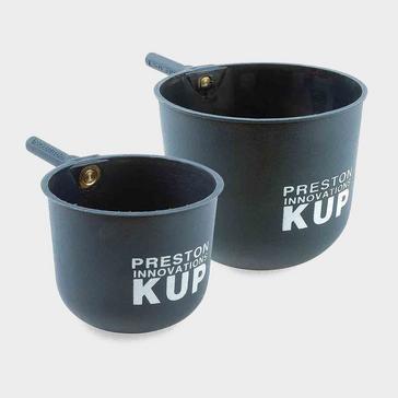 Black PRESTON Kups & Attachments