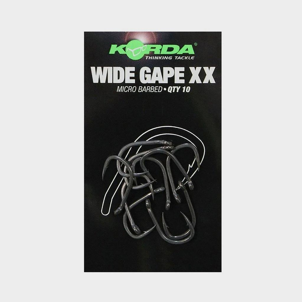 Korda Sz 8 Wide Gape Xx Hooks image 1