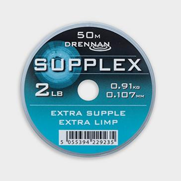 DRENNAN Supplex Fluro 2.0Lb 0.12Mm