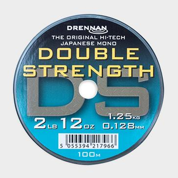 Multi DRENNAN Double Strength 100m 2lb12oz