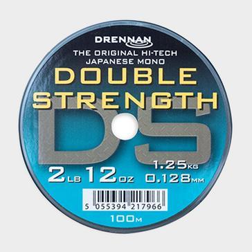 Multi DRENNAN Double Strength 100m 2lb12oz