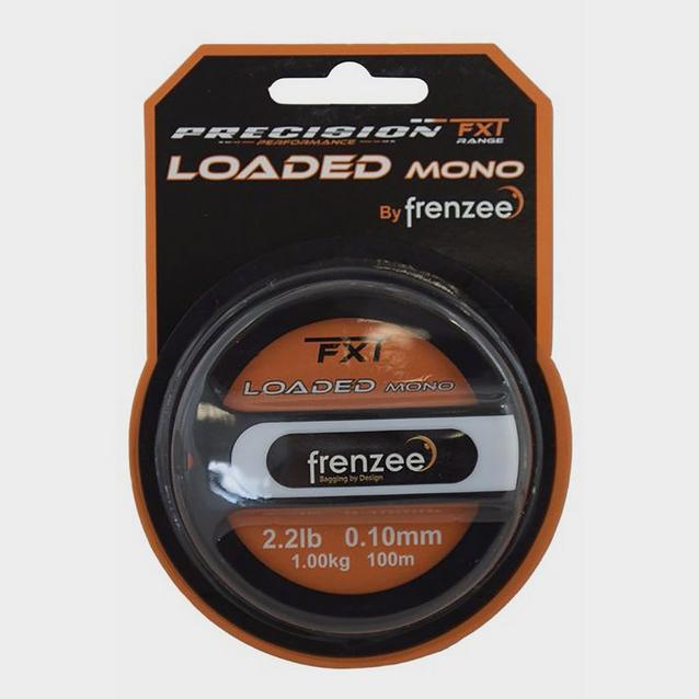 Multi Frenzee Loaded Mono 0.10mm 2.2lb 100m image 1