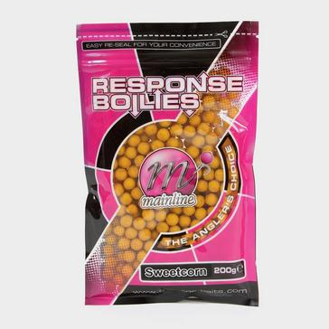 Pink MAINLINE Response Pineapple & Banana Boilies 15mm 200g