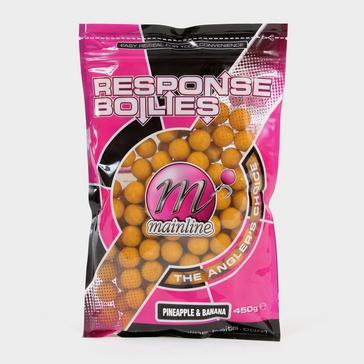 Orange MAINLINE Response Pineapple & Banana 15mm Standard Pack 450g