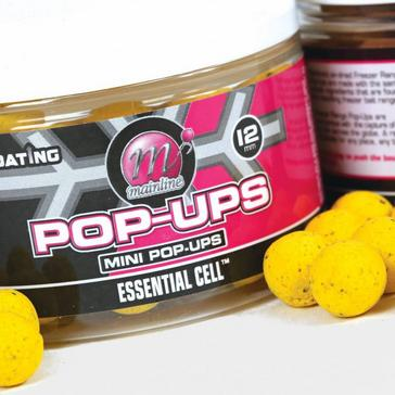 Yellow MAINLINE Pop Up Essential Cell Mini 12Mm