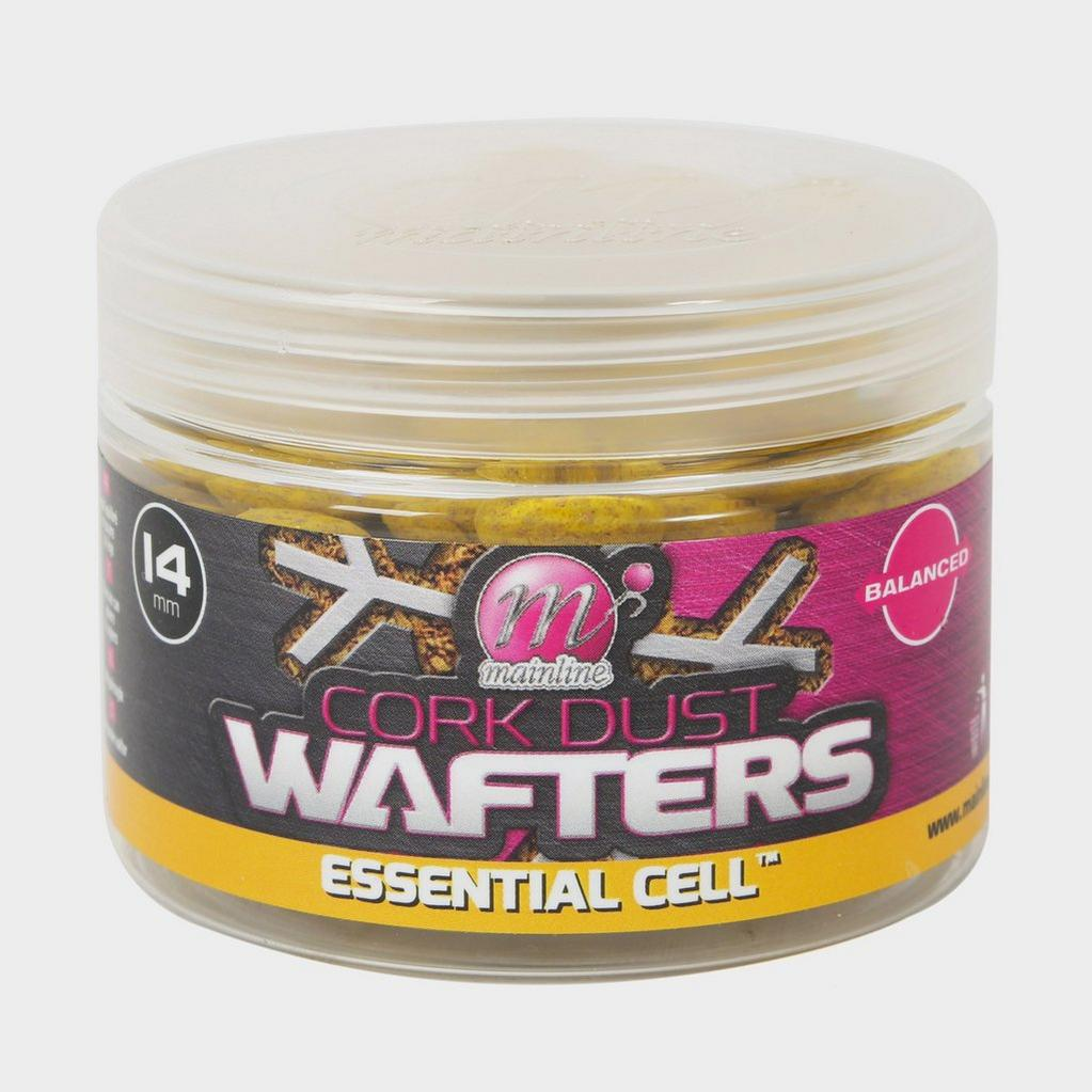 Brown MAINLINE Cork Dust Essential Cell Wafters 14mm image 1