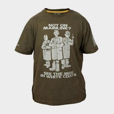 Green MAINLINE Men's Trend T-Shirt