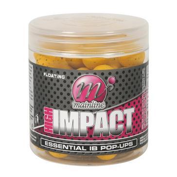 Yellow MAINLINE High Impact Pop-Ups 15mm - Essential IB