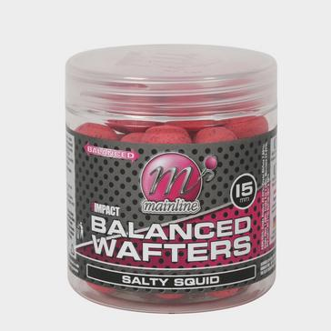 Red MAINLINE High Impact Salty Squid Boilies 15mm 1kg