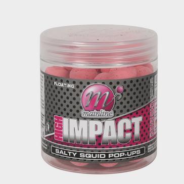 PINK MAINLINE Hi Impact Salty Squid 15mm Pop Up