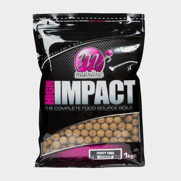 Clear MAINLINE High Impact Fruity Tuna Boilies 15mm