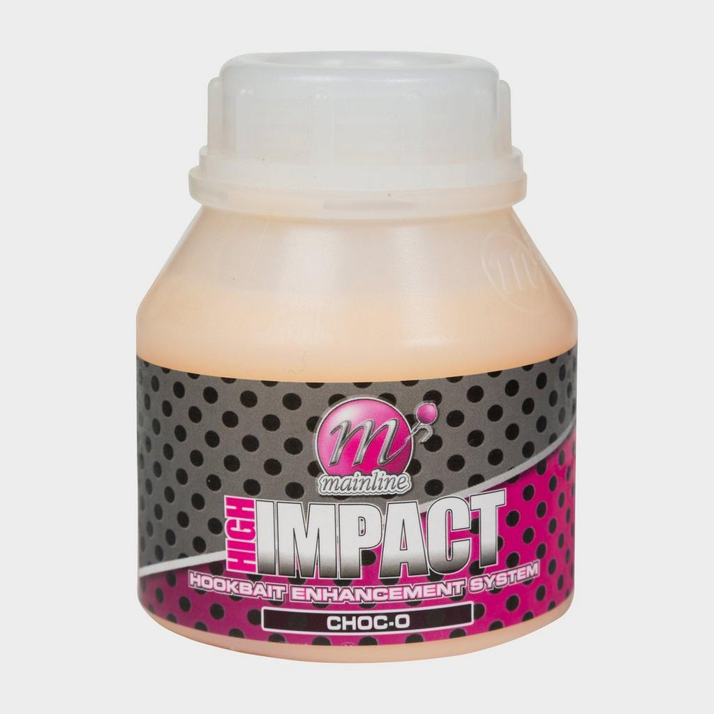 Grey and pink MAINLINE High Impact Choc-O Bait Enhancement System image 1