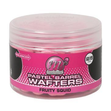 Pink MAINLINE Pastel Wafter Barrels 15mm - Fruity Squid