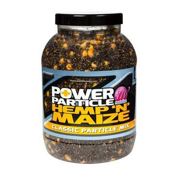 Brown MAINLINE Power Plus Particles Hemp & Maize
