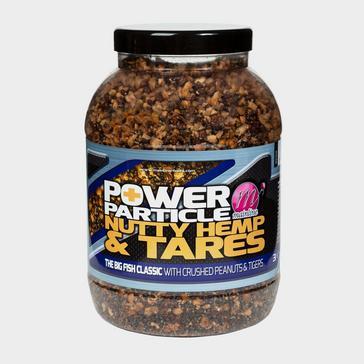 Clear MAINLINE Power Plus Particles - Nutty Hemp & Tares
