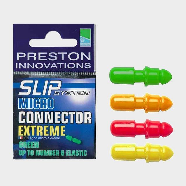 Multi PRESTON INNOVAT S/S Micro Connector Purple image 1