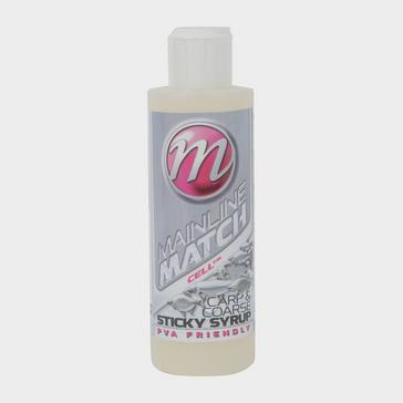 Clear MAINLINE Carp & Coarse Sticky Syrup 250ml (Cell)