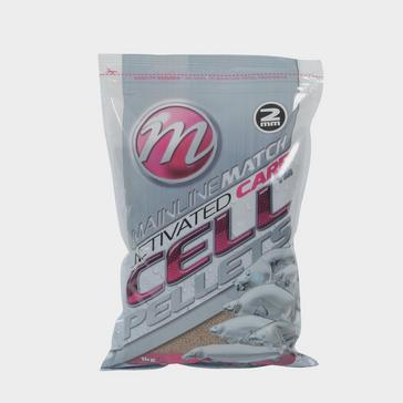 No colour MAINLINE Match Carp Cell Pellets 2mm 1kg