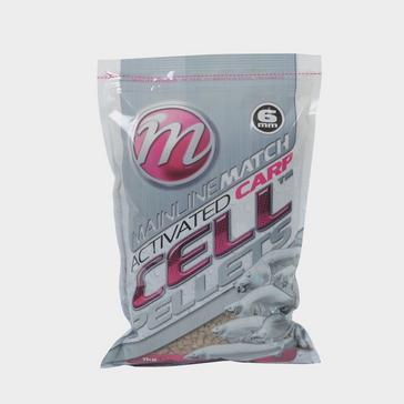 NO COLOUR MAINLINE Match Activated Carp Cell Pellets 6mm